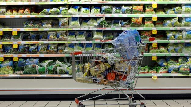 alimentari, consumi, Crisi, expo, ipsos, supermercati, Sicilia, Economia