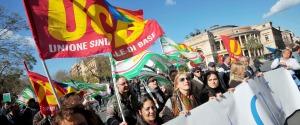 Gli ex Pip tornano in piazza, tre giorni di sciopero a Palermo