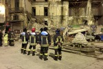 Palermo, nuovo crollo nel centro storico: si stacca un cornicione a Ballarò