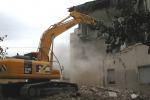 Via le macerie a Gaffe, proseguono le demolizioni a Licata