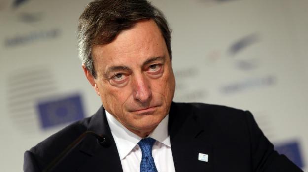 60 miliardi, Bce, europa, Mario Draghi, Sicilia, Economia