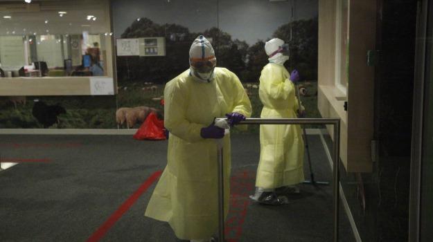 allarme.india, ebola, epidemia, Sicilia, Mondo