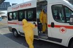 Ebola, gli ospedali si preparano. Crocetta: in Sicilia non ci sono più rischi che altrove