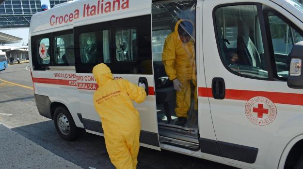 ebola, EBOLA SICILIA, Lucia Borsellino, Sicilia, Cronaca