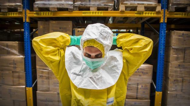 contaminazioni, ebola, Georgia, Sicilia, Mondo