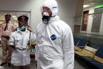 """Ebola, """"caso probabile"""" a Parigi: ricoverata una donna"""