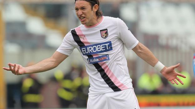 Calcio, Juventus, Palermo, rosanero, Edgar Barreto, Palermo, Calcio
