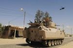Tre attentati nel Sinai egiziano: 26 militari morti