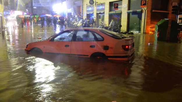allagamenti, alluvione, genova, intervista, Maltempo, Michele Orifici, Sicilia, Opinioni