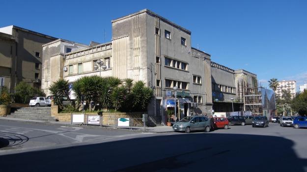 comune, ex cinema, giunta, lavori pubblici, Giuseppe Mattia, Enna, Archivio, Cronaca