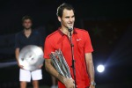 Federer immenso a Shangai: vince l'ottantunesimo torneo in carriera