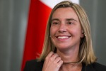 """Mogherini: """"Sulla Siria nessuna soluzione militare"""""""