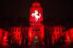 Le foto della festa a Los Angeles per i 60 anni della Ferrari negli Usa