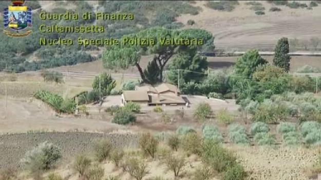 beni confiscati, finanza, sequestro, Caltanissetta, Cronaca
