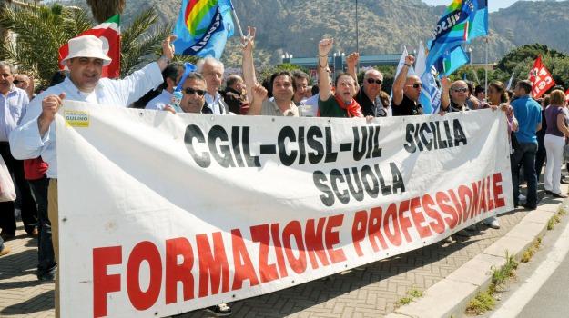 formazione professionale, sindacati, tavolo di crisi, Sicilia, Politica