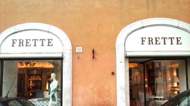 commercio, frette, negozio, Sicilia, Economia