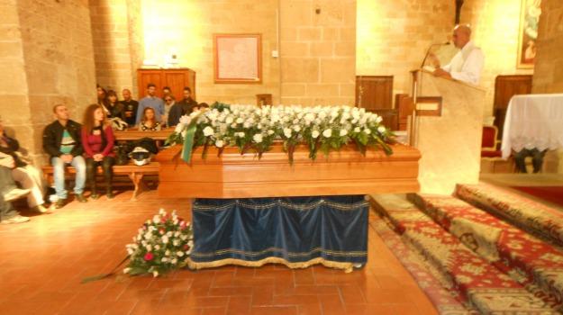 favorita, funerali, incidente, sant'orsola, Palermo, Cronaca