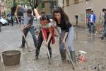 Alluvione di Genova, altra notte senza problemi ma in città resta l'allerta massima