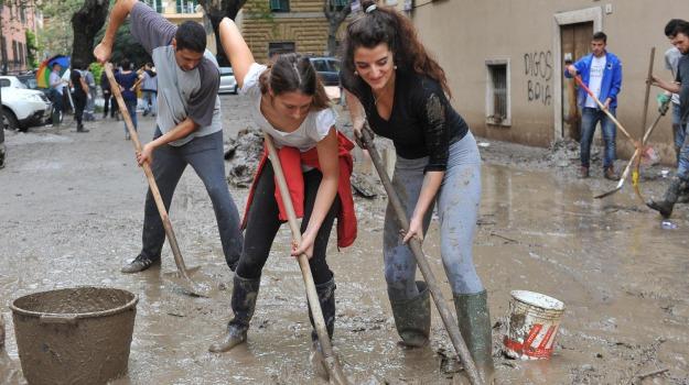 alluvione, genova, Maltempo, Sicilia, Cronaca