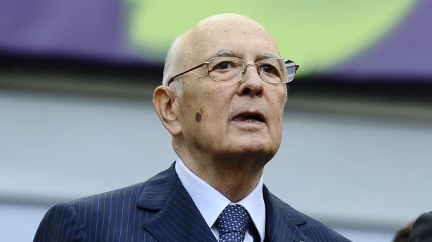 napolitano operato al cuore, Francesco Musumeci, Giorgio Napolitano, Sicilia, Cronaca
