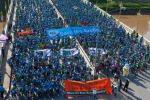 Da Roma a Buenos Aires, attivisti in bici per salvare l'Artico
