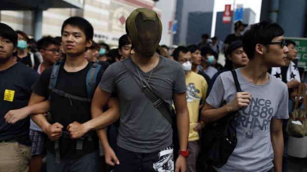 governo, Hong Kong, studenti, Sicilia, Mondo
