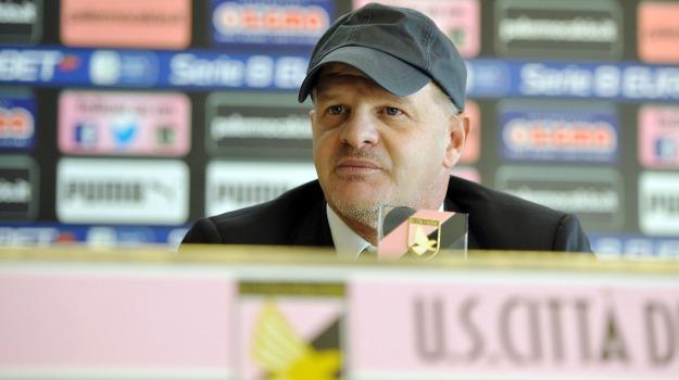 Calcio, Palermo, rosanero, SERIE A, Beppe Iachini, Palermo, Calcio