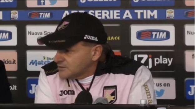 Calcio, Palermo, rosanero, SERIE A, Torino, Beppe Iachini, Palermo, Calcio