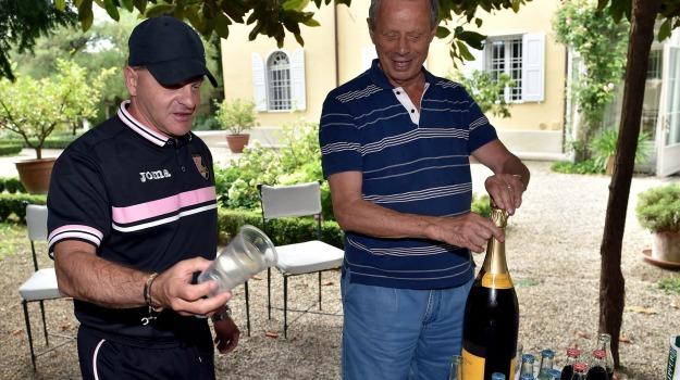 campionato, SERIE A, Beppe Iachini, Dario Baccin, Maurizio Zamparini, Palermo, Calcio
