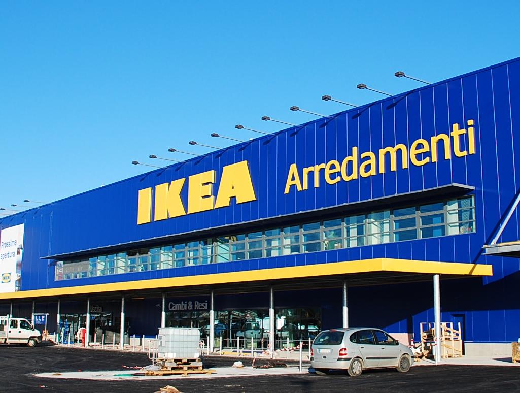Ikea italia via libera da parte dei lavoratori al for Sedi ikea italia