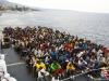 Sbarco a Pozzallo, arrivati 295 migranti tra cui una bimba in gravi condizioni