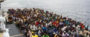Migranti, primo sbarco a Pozzallo dopo la nomina di Salvini a ministro dell'Interno