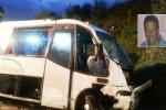 Autista morto sull'A-19, Caltanissetta prepara l'addio: domani i funerali