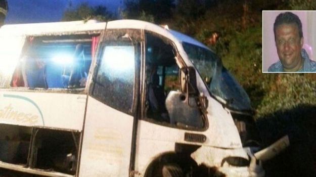 a19, autista, incidente, morto, Caltanissetta, Cronaca