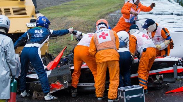 auto, formula uno, incidente, marussia, Jules Bianchi, Sicilia, Sport