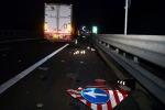 Tragedia sulla Catania-Siracusa, in un video il Tir che travolge i tre operai morti