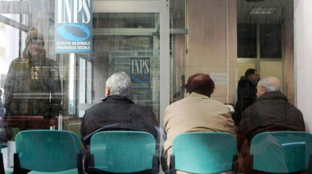 inps, quattordicesima pensione, Sicilia, Economia