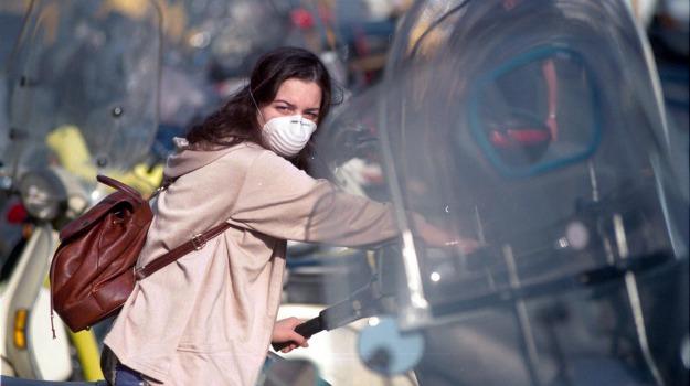 inquinamento, polveri, Siracusa, Siracusa, Cronaca