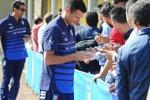 Italia-Azerbaijan, gli azzurri si allenano al Barbera