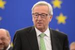 Commissione, parte l'era Juncker: investimenti per 300 miliardi