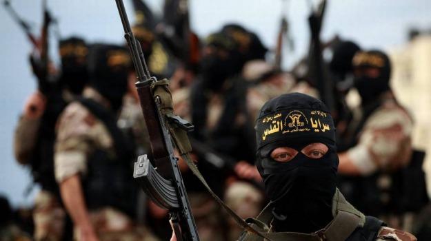 addestramento, Isis, stato isalmico, USA, Sicilia, Mondo