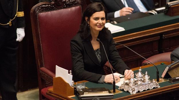 assemblea, montecitorio, presidente della Camera, sindaci, Laura Boldrini, piero fassino, Sicilia, Archivio, Politica