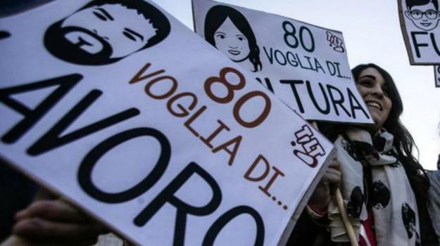 disoccupati, giovani, Istat, italia, senza lavoro, Sicilia, Economia