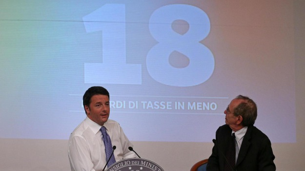 legge di stabilità, manovra, spending review, Matteo Renzi, Sicilia, Politica