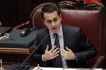 """Di Maio: """"Deluso dal Parlamento. Non mi sento leader"""""""