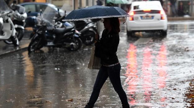 Maltempo, pioggia, Sicilia, Meteo