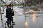 Crolli e incendi, il maltempo torna a fare danni in tutta la provincia di Palermo