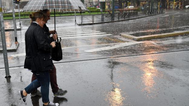 Maltempo, piogge, Sicilia, temporali, Sicilia, Cronaca