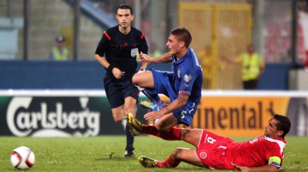 azzurri, Calcio, Euro 2016, nazionale, Beppe Iachini, Graziano Pellè, Sicilia, Sport