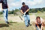 Marines americani puliscono Aidone e Morgantina
